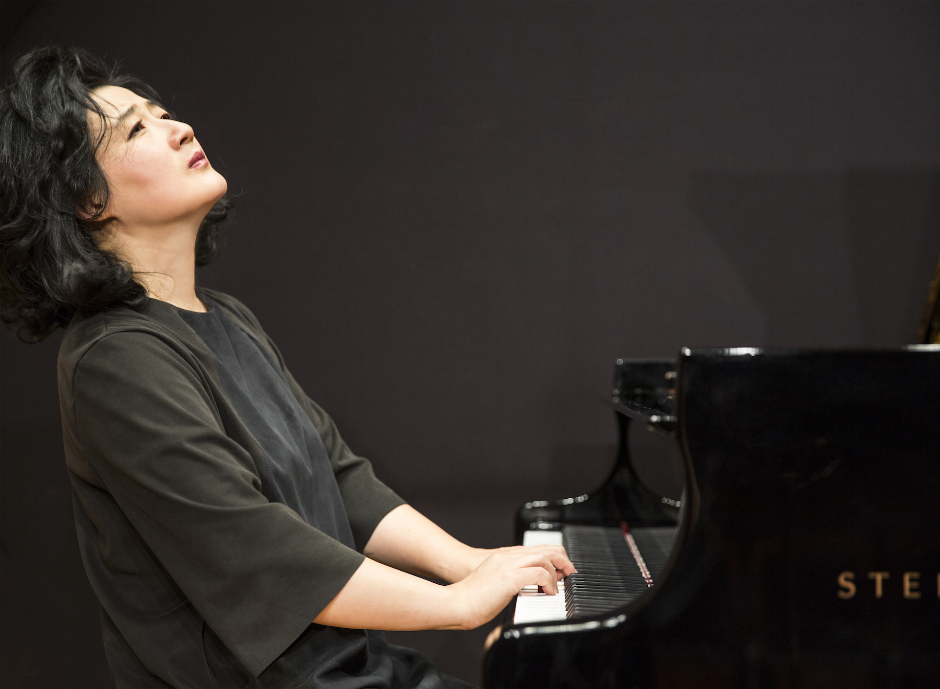 Pianistin aus Korea
