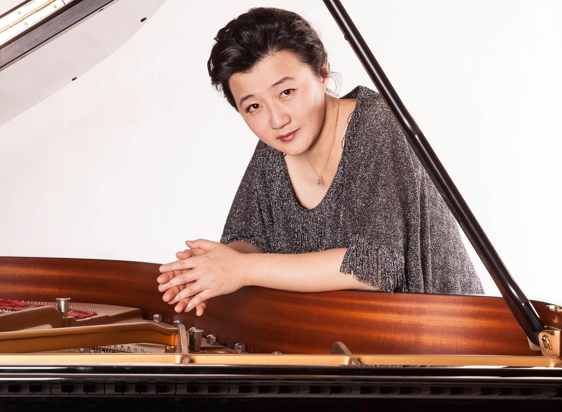 schon mit 6 Jahren stand Choi mit Inchon Symphony auf der Bühne