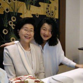 Prof. Joong-Won Koh, my piano-mother, to whom I am forever in debt