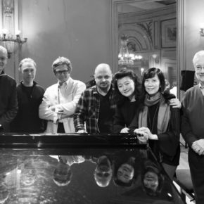 Jury members Orleans International Piano 2018