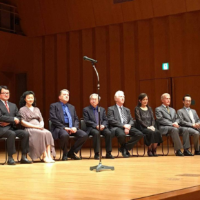 Jury Ishikawa Competition Kanazawa, Japan 2017