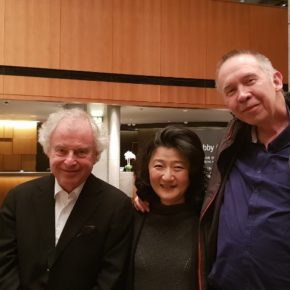 Sir Andras Schiff & Thomas Hubsch, sound alchemists