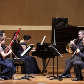 Stefan Dohr & SPO members, Sejong Chamber