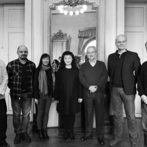 Jury members, Orléans Concours International 2018