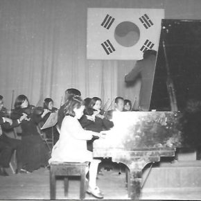 6 yrs old, debut with Incheon Symphony