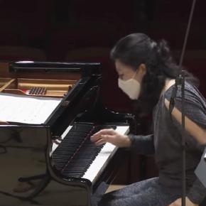 Kurtag ...quasi una fantasia... with Markus Stenz & SPO, Lotte Concert Hall, 2020