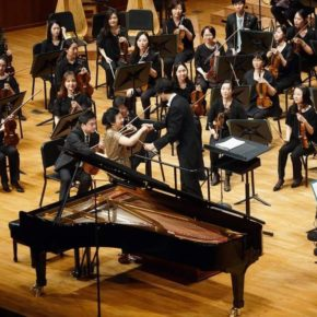HeeChuhn Choi & Korean Symphony, Seoul Arts 2017